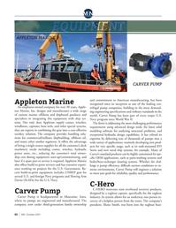 Marine News Magazine, page 62,  Oct 2021