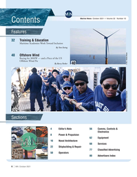 Marine News Magazine, page 6,  Oct 2021