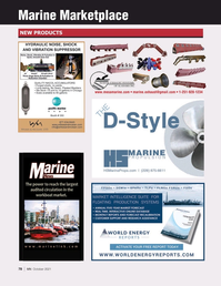 Marine News Magazine, page 78,  Oct 2021