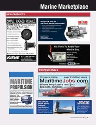 Marine News Magazine, page 79,  Oct 2021