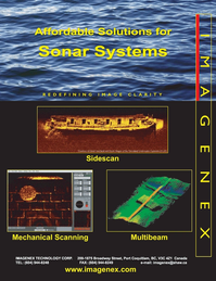 Marine Technology Magazine, page 9,  Apr 2005