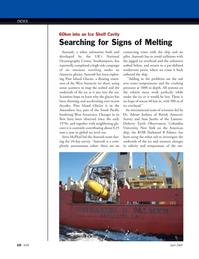 Marine Technology Magazine, page 10,  Apr 2005 West Antarctic