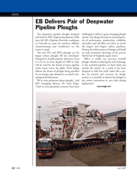 Marine Technology Magazine, page 12,  Apr 2005 EB