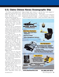 Marine Technology Magazine, page 13,  Apr 2005