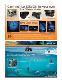 Marine Technology Magazine, page 15,  Apr 2005