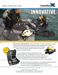 Marine Technology Magazine, page 2nd Cover,  Apr 2005