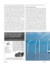Marine Technology Magazine, page 24,  Apr 2005 West Coast