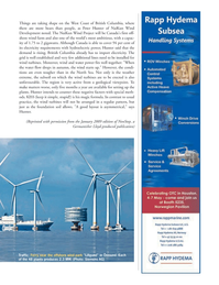 Marine Technology Magazine, page 25,  Apr 2005