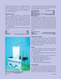 Marine Technology Magazine, page 32,  Apr 2005 vehicle software