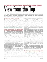 Marine Technology Magazine, page 36,  Apr 2005 Subsea technology