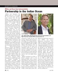 Marine Technology Magazine, page 48,  Apr 2005 South Florida