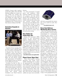 Marine Technology Magazine, page 51,  Apr 2005 Carolinas