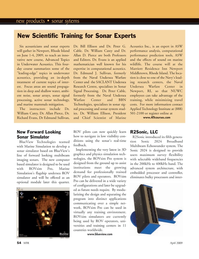 Marine Technology Magazine, page 54,  Apr 2005 information contact Applied Technology
