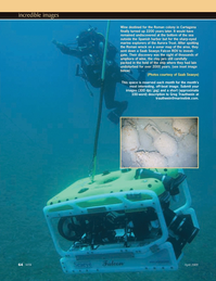 Marine Technology Magazine, page 64,  Apr 2005