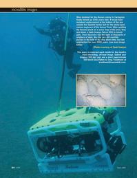 Marine Technology Magazine, page 64,  Apr 2005 Aurora Trust
