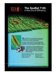 Marine Technology Magazine, page 7,  Apr 2005