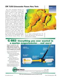 Marine Technology Magazine, page 8,  Jul 2005 Freddy P??hner