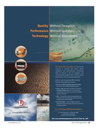 Marine Technology Magazine, page 12,  Jul 2005