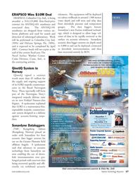 Marine Technology Magazine, page 16,  Jul 2005 Spencer Abraham