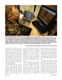 Marine Technology Magazine, page 23,  Jul 2005 Mine Warfare