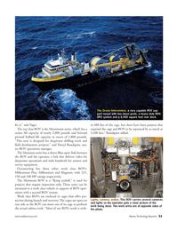 Marine Technology Magazine, page 30,  Jul 2005 Yager