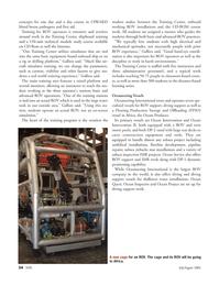 Marine Technology Magazine, page 33,  Jul 2005 basic equipment