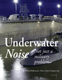 Marine Technology Magazine, page 39,  Jul 2005