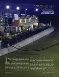 Marine Technology Magazine, page 40,  Jul 2005 Chris Oxley