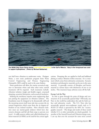Marine Technology Magazine, page 44,  Jul 2005 Noise