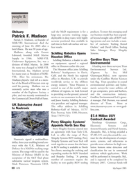 Marine Technology Magazine, page 49,  Jul 2005 Texas