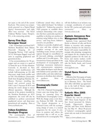 Marine Technology Magazine, page 50,  Jul 2005 California