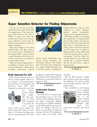Marine Technology Magazine, page 51,  Jul 2005 steel