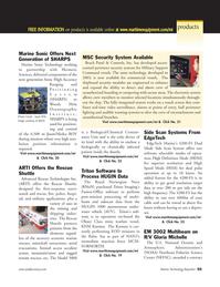 Marine Technology Magazine, page 54,  Jul 2005 North Atlantic Treaty Organization