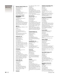 Marine Technology Magazine, page 57,  Jul 2005 Broadband