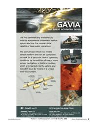 Marine Technology Magazine, page 4,  Jul 2005