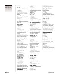 Marine Technology Magazine, page 59,  Jul 2005 Broadband