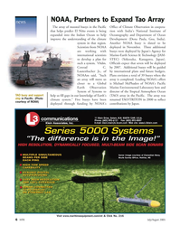 Marine Technology Magazine, page 5,  Jul 2005 Indian Ocean