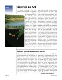 Marine Technology Magazine, page 10,  Sep 2005 House of Representatives