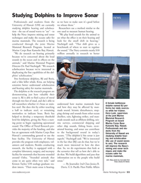 Marine Technology Magazine, page 11,  Sep 2005