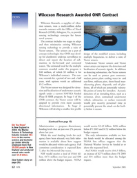 Marine Technology Magazine, page 12,  Sep 2005 National Weather Service