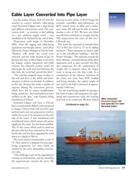 Marine Technology Magazine, page 17,  Sep 2005 steel