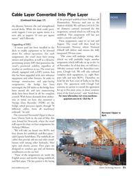 Marine Technology Magazine, page 21,  Sep 2005 East Coast