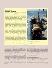 Marine Technology Magazine, page 30,  Sep 2005 Mitt Romney