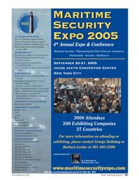 Marine Technology Magazine, page 33,  Sep 2005