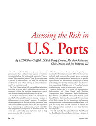 Marine Technology Magazine, page 34,  Sep 2005 Joe DiRenzo III