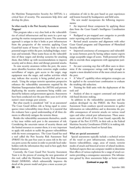 Marine Technology Magazine, page 36,  Sep 2005