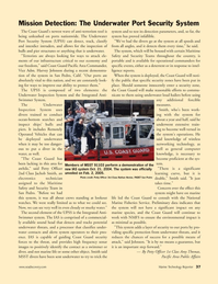 Marine Technology Magazine, page 37,  Sep 2005 California