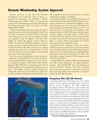 Marine Technology Magazine, page 39,  Sep 2005 British Columbia