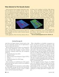 Marine Technology Magazine, page 40,  Sep 2005 Triton
