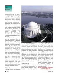 Marine Technology Magazine, page 42,  Sep 2005 Potomac River